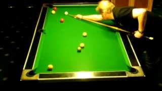 Thanet Elite Pool -  Event 3 - Mick Lynch v Kieran Carpenter