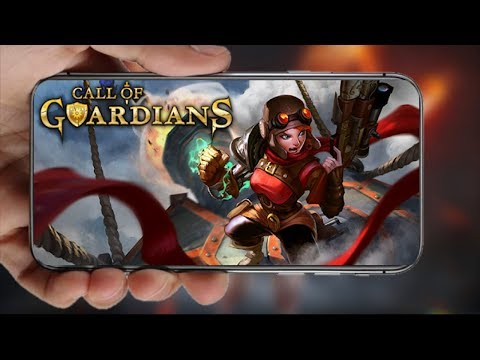 Call of Guardians: TOP GAME DE ESTRATÉGIA!!! Hearthstone + WarCraft!? #ZigIndica 37 - Omega Play