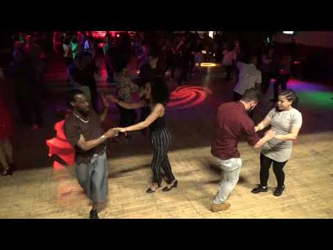 D & Shannon On1 Smooth Salsa April 7th 2018