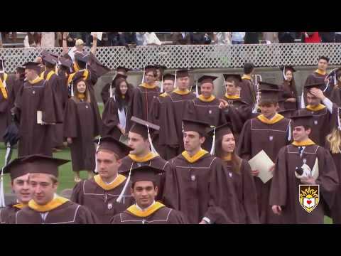149th Lehigh University Commencement-Monday, May 22, 2017