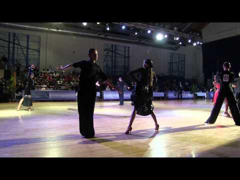 Турнир по спортивным бальным танцам Голден Стэп в ЦСКА