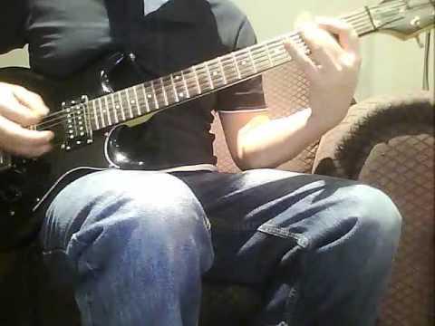 Mudvayne - (per)version of the truth (guitar cover)