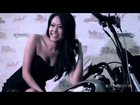 Devi Liu Bikini tanpa Sensor