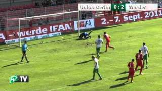 Highlights: Union Berlin - SV Werder Bremen