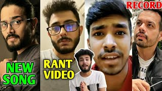BB Ki Vines New Song Preview, Techno Gamerz Fraud Channels, Carry Rant Video, Ashish, Flying Beast |