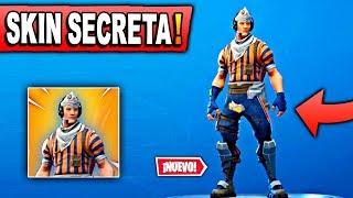 NEUE SECRET SKIN *PARRILLASARGENTO SARGENTO* in FORTNITE: Battle Royale