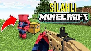 MİNECRAFT'TA GERÇEK SİLAHLI PUBG OYNADIK! - Minecraft Battle Royale (Hayatta Kalma)