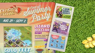 Clash of Clans: End of Summer Party!