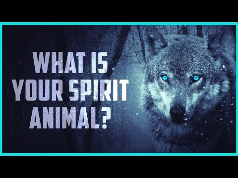 What Is Your SPIRIT Animal? - Personality Test