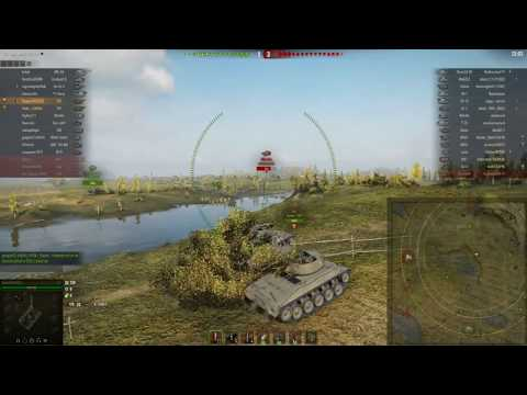 World Of Tank With Friends