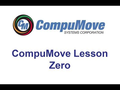 CompuMove Lesson Zero