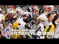 Steelers vs. Patriots | Week 1 Highlights | NFL