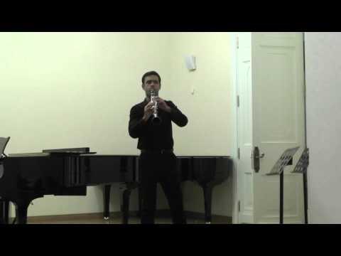 Оленчик, Иван Фёдорович - 20 каприсов для кларнета соло.