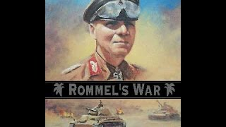 110.1.- Rommel´s War (L2 Design Group): componentes