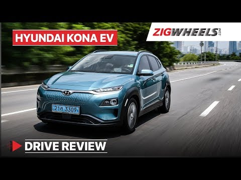 Hyundai Kona Electric SUV | Price starts at Rs 23.72 | First Drive Review | Zigwheels.com
