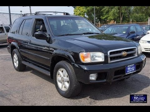 2000 Nissan Pathfinder Le 3 3 4wd Youtube