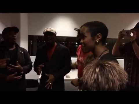 Lauryn Hill Meets Naturally 7 - SHE'S AMAZED!