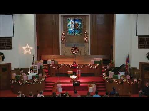 FBC Madison (Florida) Children's Christmas Program  - 2017