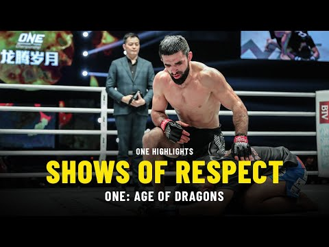 Shows Of Respect | ONE: AGE OF DRAGONS