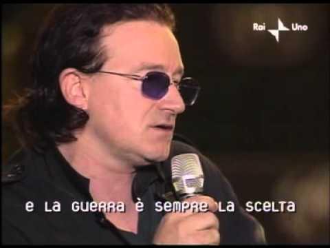 Ave María  Pavarotti & Bono