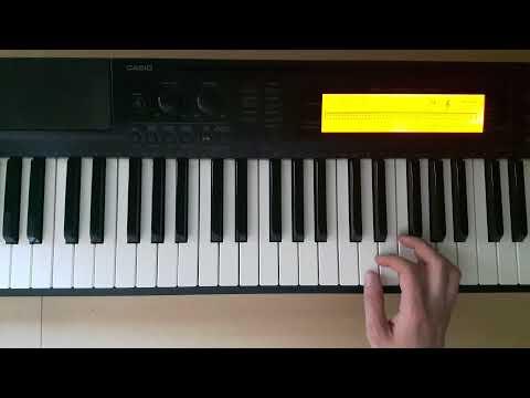 Ebmaj7 Piano Chord - worshipchords