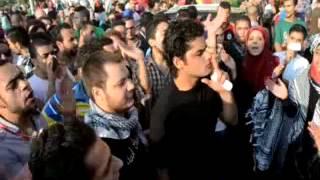 وقف 6 ابريل خيبر خيبر يا يهود جيش محمد سوف يعود