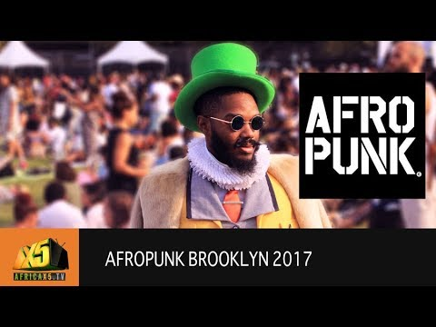 AFROPUNK FESTIVAL 2017 | SZA SOLANGE BROOKLYN