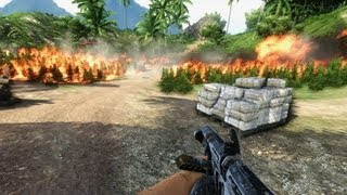 Far Cry 3 - Weed Burning Mission [1080p] + Save game file