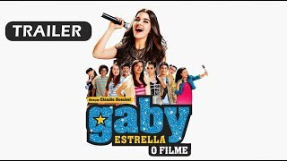 Gaby Estrella foi parar nas telonas