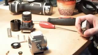 Druckregler Reparatur
