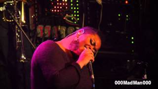 Jill Scott - Is it the Way - HD Live at Bataclan, Paris (6 Dec 2011)