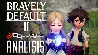 BRAVELY DEFAULT 2: ANÁLISIS de un RPG CLÁSICO en Nintendo Switch, ¡Turnos, trabajos y Final Fantasy!