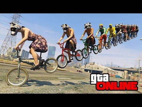 10 person tandem bike