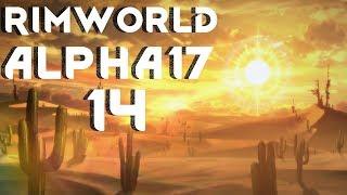 Прохождение RimWorld: ИЗГНАННИК #14 - НЕЖДАНЧИК!