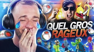 ON L'A FAIT RAGER ! 😈 (Lethal League ft. Locklear, Doigby)