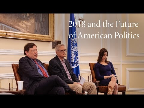 2018 and the Future of American Politics | Mike Franc, Mary Katherine Haam, and Henry Olsen