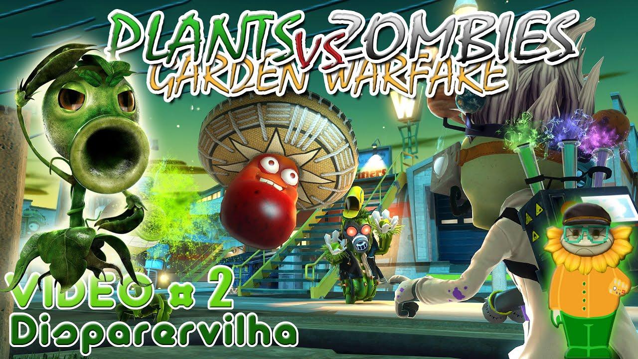 plantas vs zumbis 2