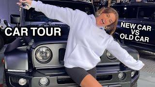 OLD CAR VS NEW CAR (TOUR!)