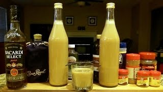 How To Make Pumpkin Spice Latte Cream Liqueur / Pumpkin Baileys Djs Brewtube Beer Review