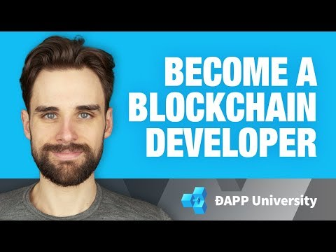 Become a Blockchain Developer/Programmer - Everything You Ne