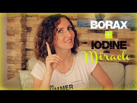 Borax + Iodine Miracle | Hashimoto's Healing Strategy For The Next Few Months