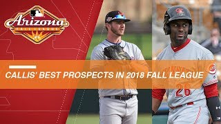 Callis names his top Arizona Fall League prospects