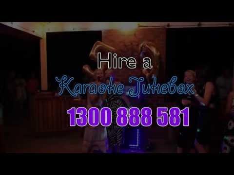 Karaoke Jukebox Hire Beaconsfield