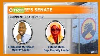 | DAY BREAK | Jubilee's New Lineup in Senate Leadership