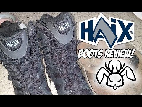 HAIX Black Eagle Athletic 11 Boots
