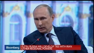 Vladimir Putin: Concerned Syria Becomes Like Libya, Iraq