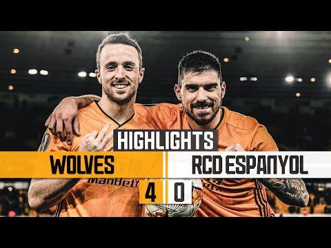 RUBEN NEVES SCREAMER & DIOGO JOTA HAT-TRICK! Wolves 4-0 RCD Espanyol | Highlights
