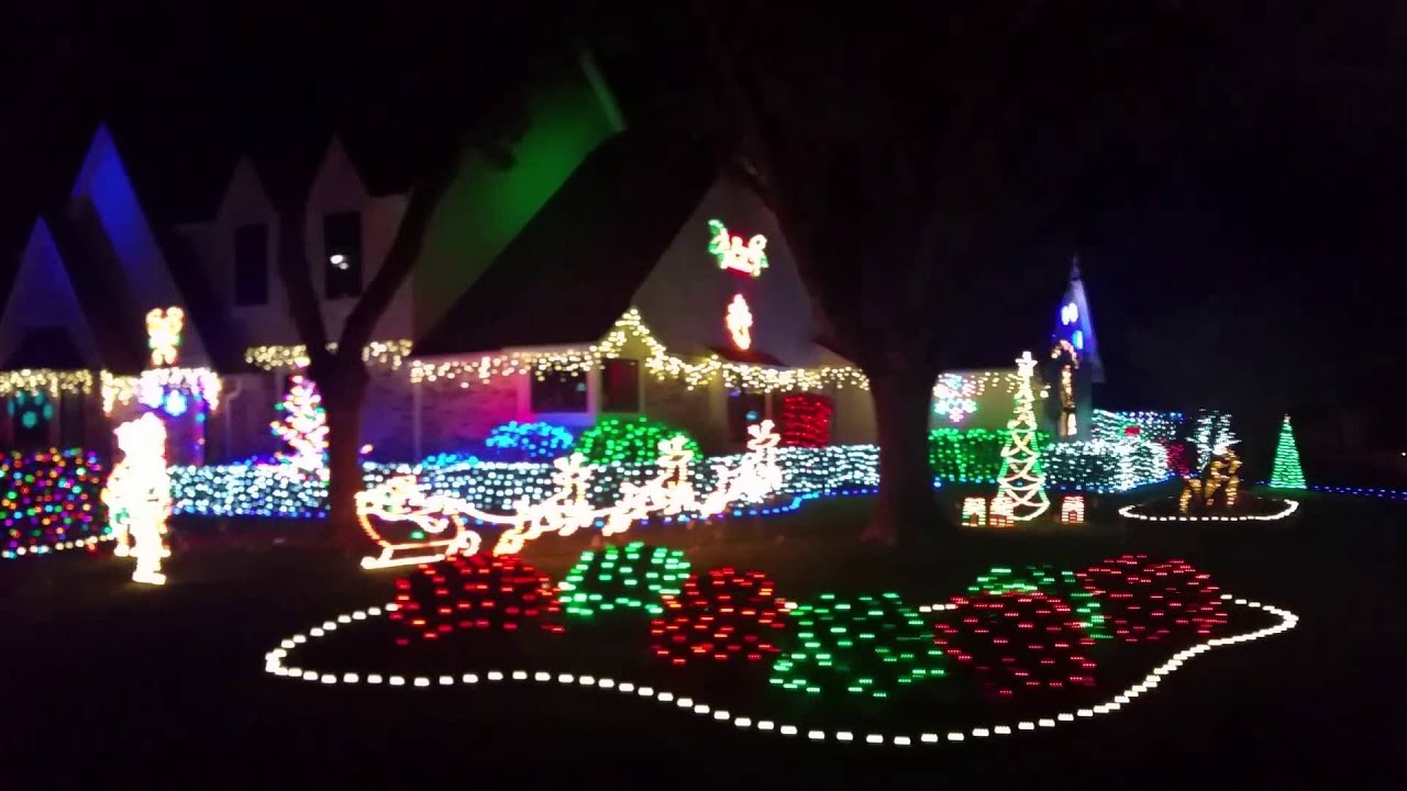 2015 kingwood christmas lights glenburn dr at middle falls dr