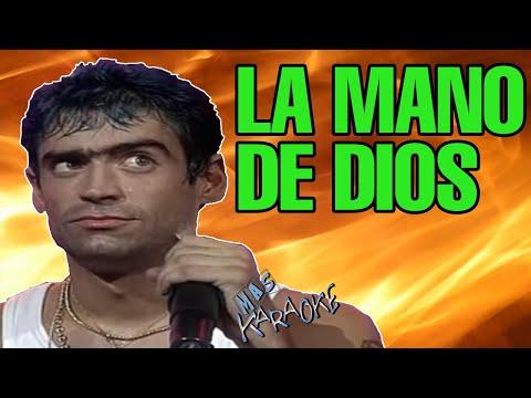 RODRIGO - LA MANO DE DIOS (KARAOKE)