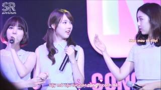 """[FAKESUB] GFRIEND """"SUNSHINE"""" - SINRIN feat EUNHA thả thính version=))"""